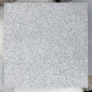 Glacier Ice Granite Paving, Silver Grey 600x600x25mm £26.50/m2