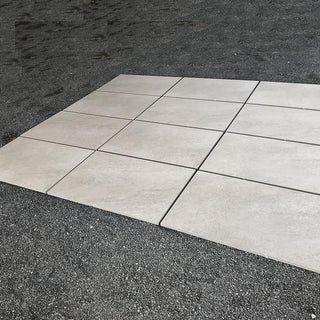 Porcelain Paving, Hammer Grey Porcelain Slabs 900x600x20mm £25.99/m2