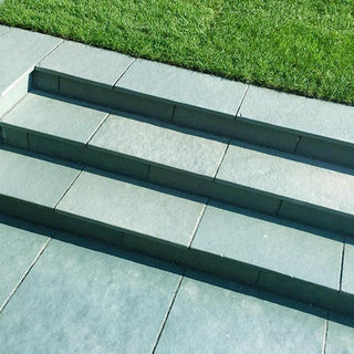 Kota Blue Limestone Paving Patio Packs, Sawn Edge 22mm Cal. £21.99/m2