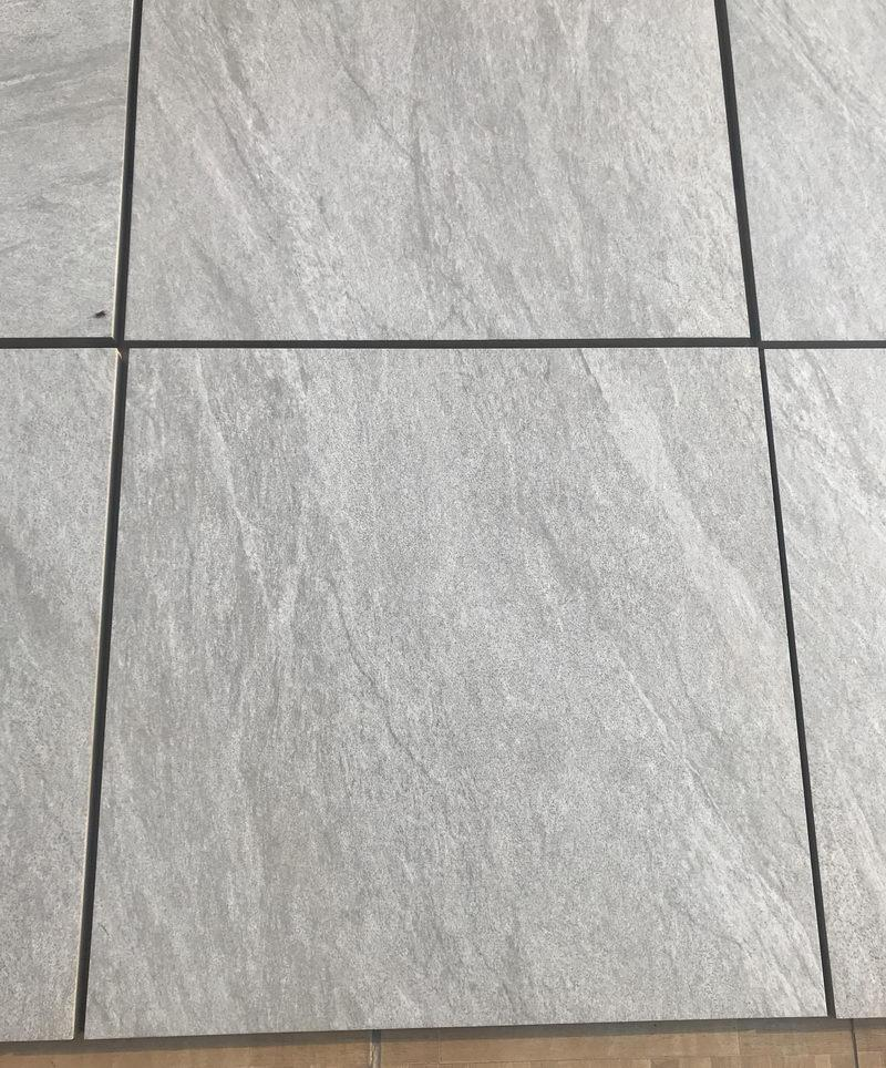 Light Grey Porcelain Paving, Country 600x600x20mm £24.99/m2