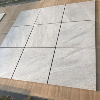 Light Grey Porcelain Paving, Country LGY 900x600x20mm £28.99/m2