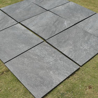 Porcelain Paving Hammerstone Nero 900x600x20mm £26.99/m2