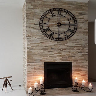 Oyster Quartz Split Face Tiles 360x100 £26.49/m2