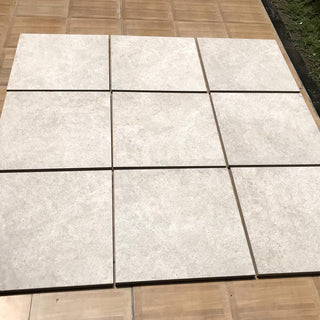 Porcelain Paving, Ash Monolith 600x600x20mm £27.29/m2