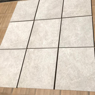 Porcelain Paving, Ash Monolith 600x600x20mm £24.99/m2