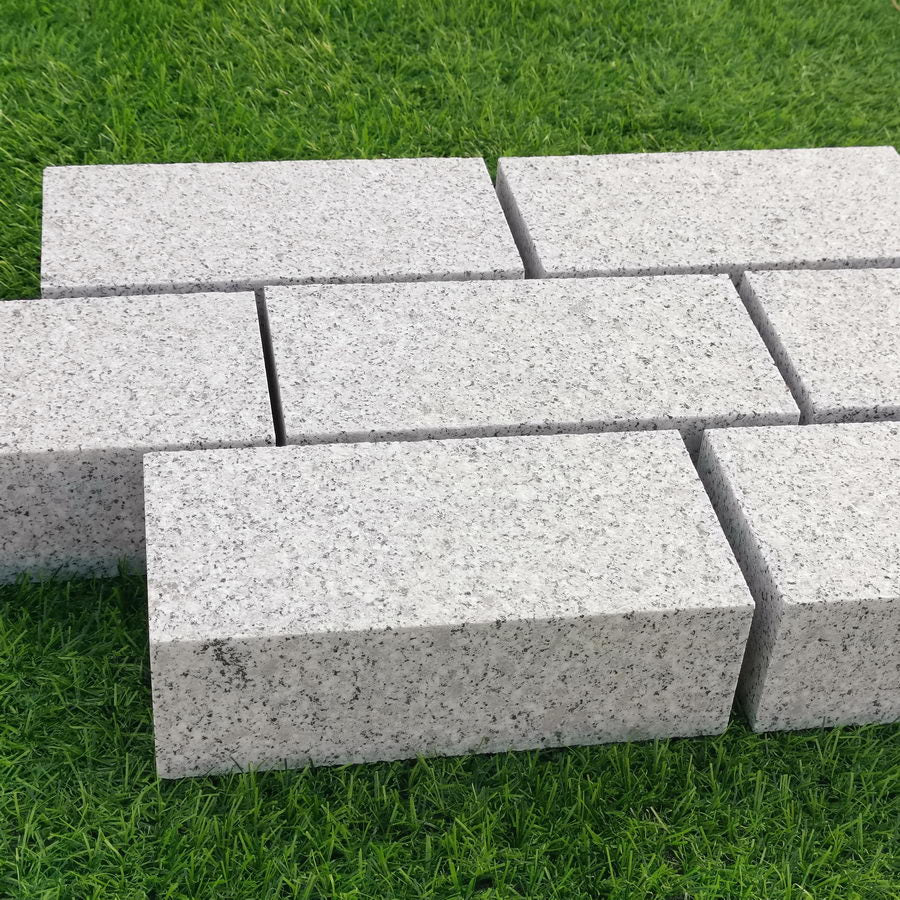 Block Paving, Driveway Paving, Sawn Granite Setts 200x100x50mm £44.69/m2