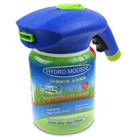 Mousse Liquid Lawn Grass Growth