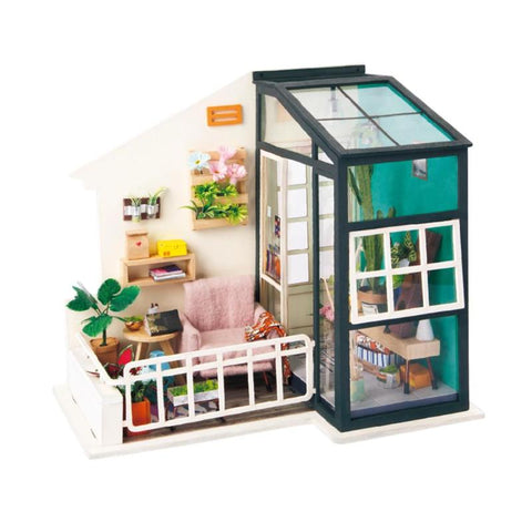 Miniature Dollhouse Kit
