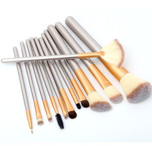 Modern Beauty Makeup Brush Set
