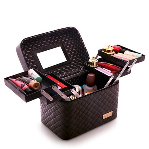 Glam Girl Makeup Case