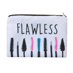 """Flawless"" Makeup Bag"