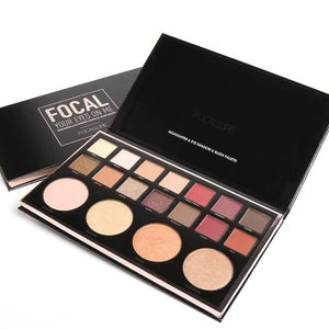 Focal Your Eyes On Me Eye Shadow Palette