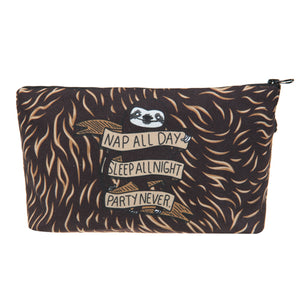 Nap All Day Makeup Bag