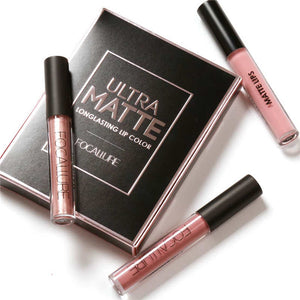 Ultra Matte Velvet Lip Gloss
