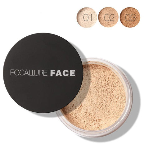 Foundation Setting Mineral Powder