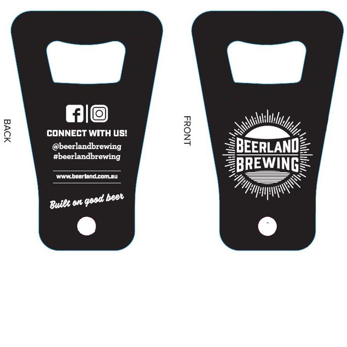 Beerland Bottle Opener