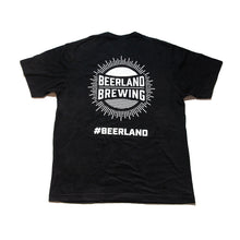 Load image into Gallery viewer, Beerland Black T'shirt