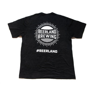 Beerland Black T'shirt