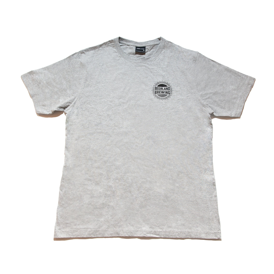 Beerland Grey T'shirt