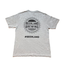 Load image into Gallery viewer, Beerland Grey T'shirt