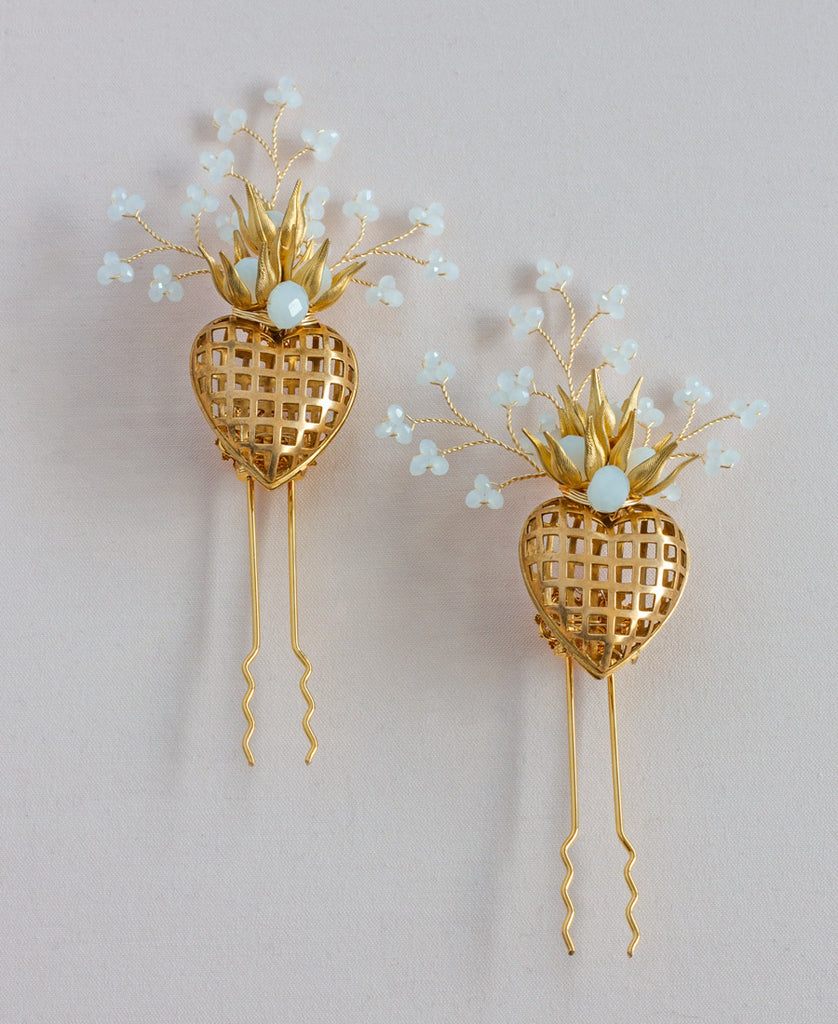 Coeur D'or Hair Pins