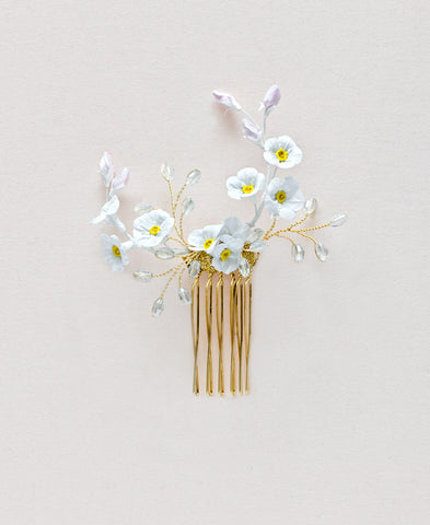 Forget Me Not Comb