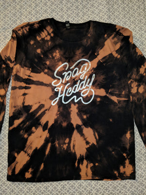 Spag Heddy- Bleached Shirt