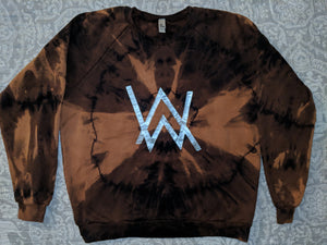Alan Walker- Bleached Shirt