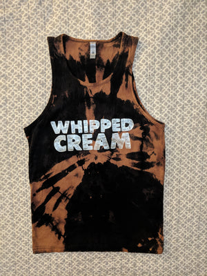 Whipped Cream- Bleached Shirt