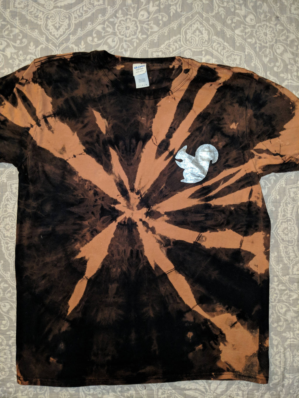Blackmill- Bleached Shirt