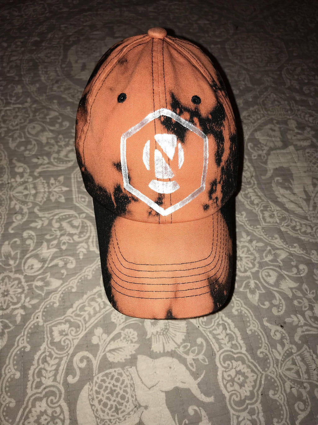 NGHTMRE Bleached Dad Hat