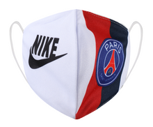 Masque Paris Saint Germain Jordan Blanc
