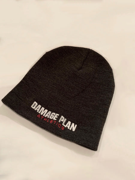 Damage Plan Athletics Knit Beanie