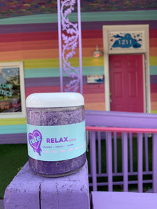 Relax Body Scrub