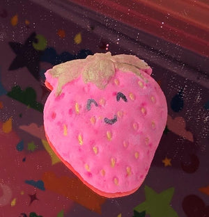 Load image into Gallery viewer, kawaii not? bath bomb