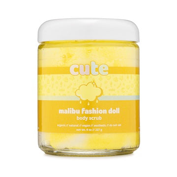 Malibu Fashion Doll sugar scrub