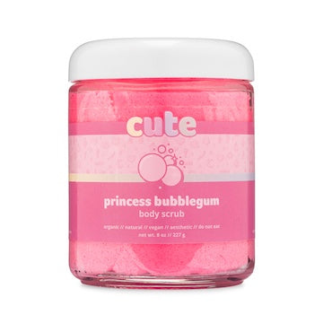 Princess Bubblegum sugar scrub