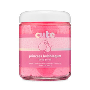 princess bubblegum: bubblegum whipped sugar scrub!