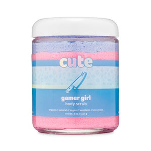 Gamer Girl: cotton candy whipped sugar scrub!