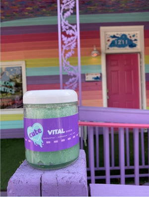 Vital Body Scrub by Cute