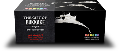 The Gift of Bukkake Gift Set