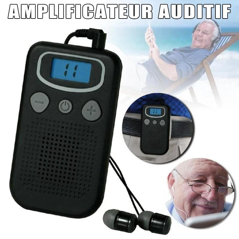 Magic Ear Amplificateur de Son Personnel