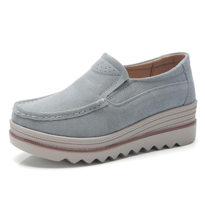 Chaussures Slip-on Pour Femmes