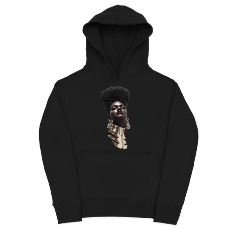 Teyana Head Black Hoodie + Digital Album