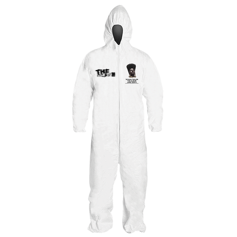 The Album Hazmat-Style Suit