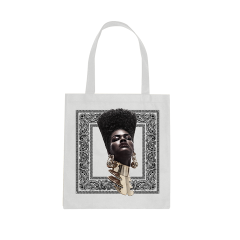 The Album White Tote + Digital Album