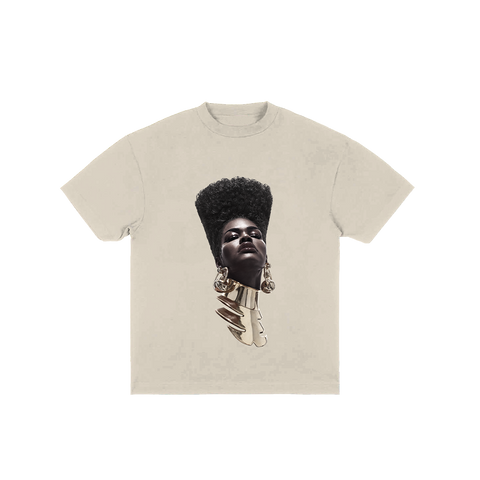 Teyana Head Natural Tee + Digital Album