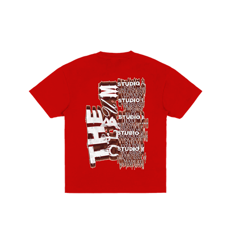Teyana Head Red Tee