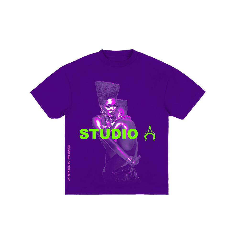 Studio A Glow in the Dark Tee + Digital Album