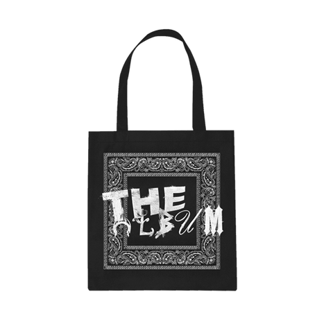 The Album Black Tote + Digital Album